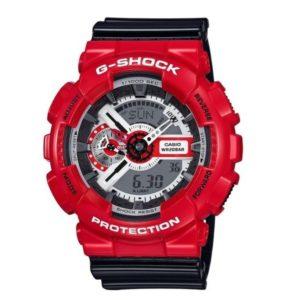 Casio GA-110RD-4A G-Shock Фото 1