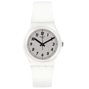 Swatch GW194 Something White Time To Swatch Фото 1