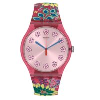 Swatch SUOP112 Dhabiscus Lovely Garden Фото 1