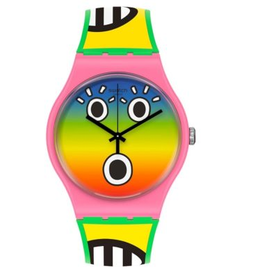 Swatch SUOZ324S Does The It Tick