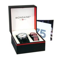 Mondaine A660.30360.75SET Classic 75 Years Anniversary Фото 1