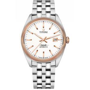 Titoni 878-SRG-606 Cosmo