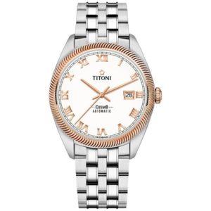 Titoni 878-SRG-657 Cosmo