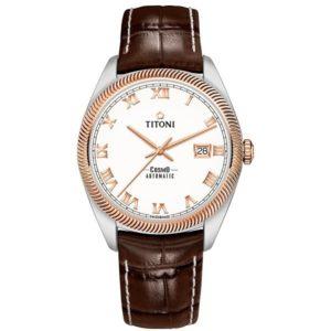 Titoni 878-SRG-ST-657 Cosmo