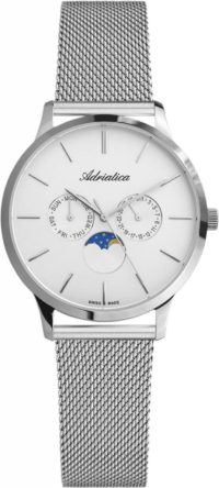 Adriatica A3174.5113QF Moonphase for her