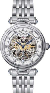 Женские часы Carl von Zeyten CVZ0070WHMB фото 1