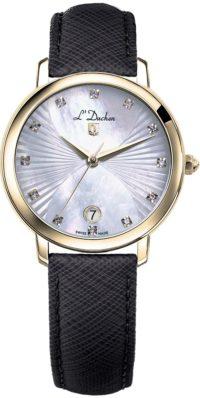Женские часы L Duchen D801.21.33 фото 1