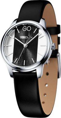 Женские часы SOKOLOV 327.71.00.000.08.04.2 фото 1