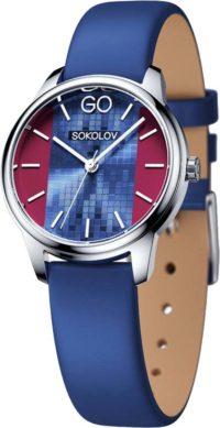 Женские часы SOKOLOV 327.71.00.000.09.05.2 фото 1