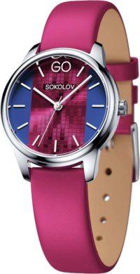 Женские часы SOKOLOV 327.71.00.000.10.06.2 фото 1