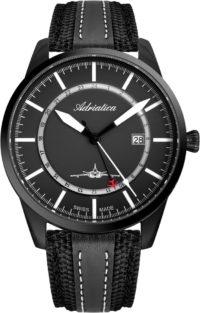 Мужские часы Adriatica A8186.B214Q фото 1