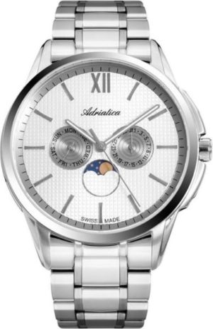 Adriatica A8283.5163QF Moonphase for him