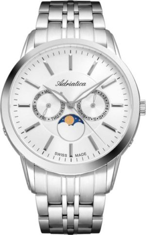 Adriatica A8306.5113QF Moonphase for him