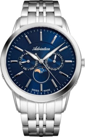 Adriatica A8306.5115QF Moonphase for him