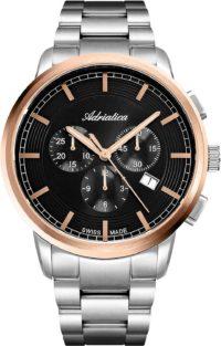 Мужские часы Adriatica A8307.R1R6CH фото 1