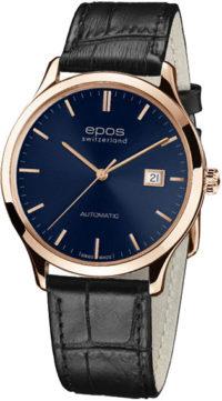Мужские часы Epos 3420.152.24.16.15 фото 1