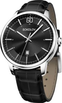 Мужские часы SOKOLOV 325.71.00.000.03.02.3 фото 1