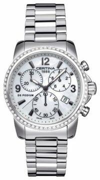 Наручные часы Certina C001.217.11.117.10 фото 1