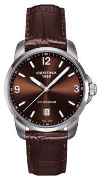 Наручные часы Certina C001.410.16.297.00 фото 1