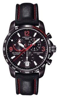 Наручные часы Certina C001.639.16.057.02 фото 1