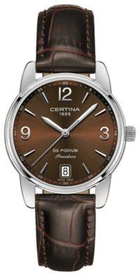 Наручные часы Certina C034.210.16.297.00 фото 1