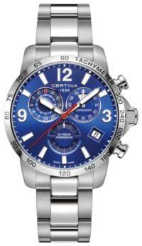 Наручные часы Certina C034.654.11.047.00 фото 1