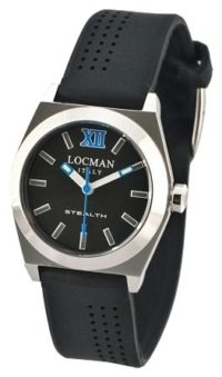 Locman 020400BKFBL0SIK Stealth