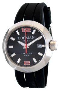 Наручные часы LOCMAN 042200BKNRD0SIKRSK фото 1