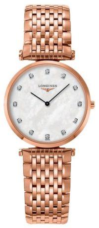 Наручные часы LONGINES L4.512.1.97.8 фото 1