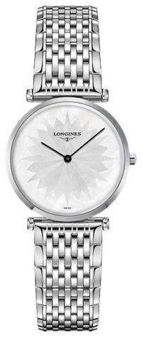 Наручные часы LONGINES L4.512.4.05.6 фото 1