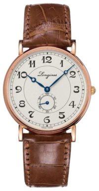 Наручные часы LONGINES L4.785.8.73.2 фото 1