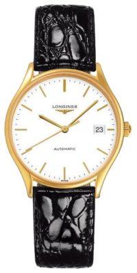Наручные часы LONGINES L4.860.2.12.2 фото 1