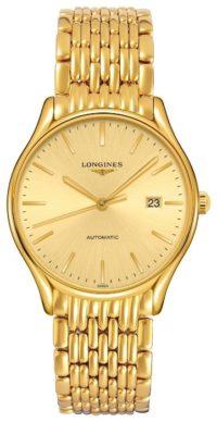 Наручные часы LONGINES L4.960.2.32.8 фото 1
