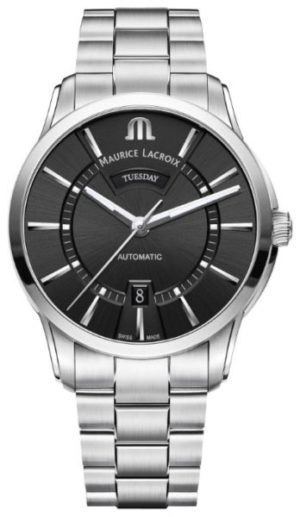 Maurice Lacroix Pontos Day Date PT6358-SS002-330-1