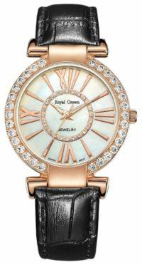 Наручные часы Royal Crown 6116RSG1 фото 1