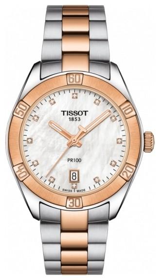 Наручные часы TISSOT T101.910.22.116.00 фото 1
