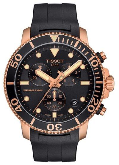 Наручные часы TISSOT T120.417.37.051.00 фото 1