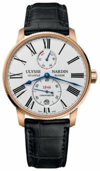 Наручные часы Ulysse Nardin 1182-310/40 фото 1