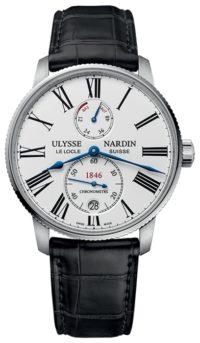Наручные часы Ulysse Nardin 1183-310/40 фото 1