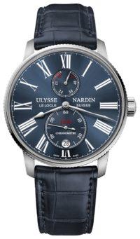 Наручные часы Ulysse Nardin 1183-310/43 фото 1
