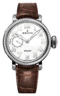 Наручные часы ZENITH 16.1930.681/31.C725 фото 1