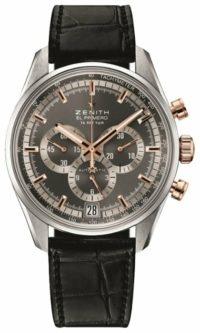 Наручные часы ZENITH 51.2040.400/91.C496 фото 1