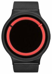 Наручные часы ZIIIRO Eclipse Metalic Black Red фото 1