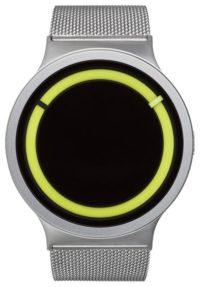 Наручные часы ZIIIRO Eclipse Metalic Chrome Lemon фото 1