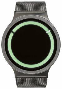 Наручные часы ZIIIRO Eclipse Metallic Gunmetal Mint фото 1