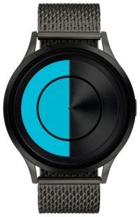 Наручные часы ZIIIRO Lunar Gunmetal Ocean фото 1