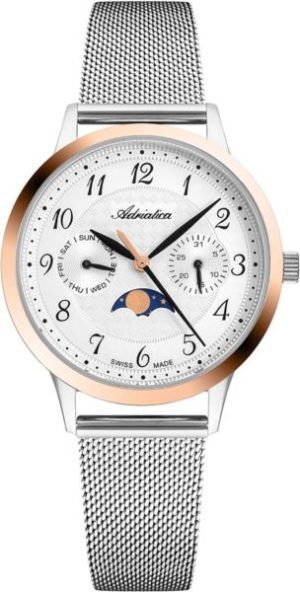 Adriatica A3174.R123QF Moonphase for her