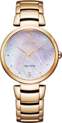 Женские часы Citizen EM0853-81Y фото 1