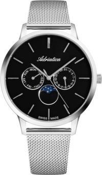 Мужские часы Adriatica A1274.5114QF фото 1
