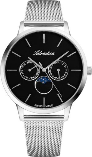 Adriatica A1274.5114QF Moonphase for him